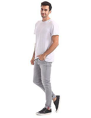 Izod Skinny Fit Stone Wash Jeans