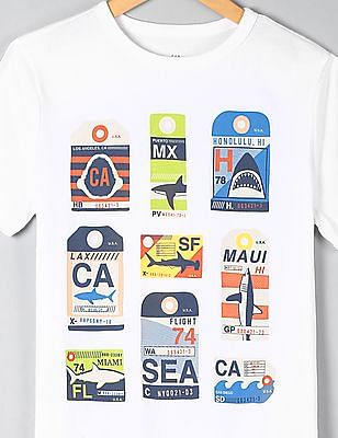 GAP Boys Graphic T-Shirt