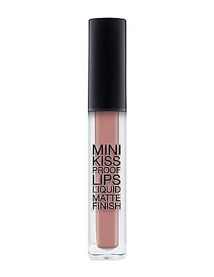 Klara Cosmetics Mini Kiss Proof Liquid Matte Lip Stick - Pink Fantasy
