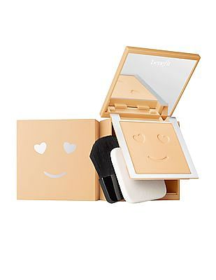 Benefit Cosmetics Hello Happy Velvet Powder Foundation - Shade 01