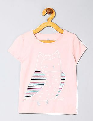 GAP Baby Short Sleeve Graphic Tee