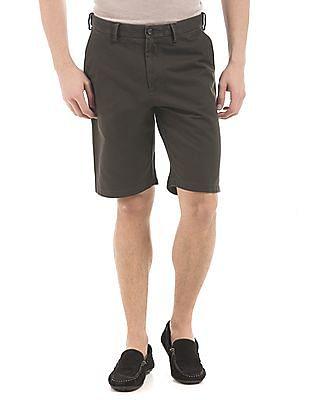 Arrow Sports Regular Fit Chino Shorts