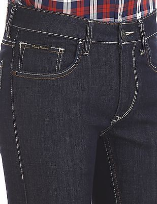 Flying Machine Michael Slim Tapered Fit Rinsed Jeans