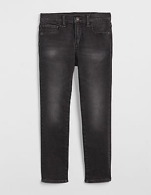 GAP Boys Super Denim Fantastiflex Skinny Fit Jeans