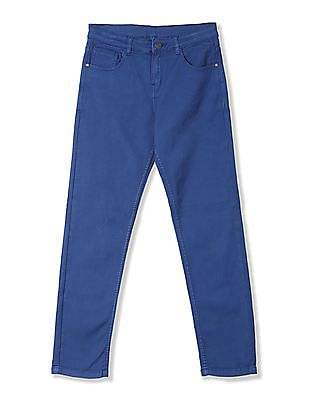 Cherokee Boys Slim Fit Cotton Stretch Jeans