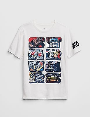 81e79530b Buy Boys Boys Star Wars™ Graphic T-Shirt online at NNNOW.com