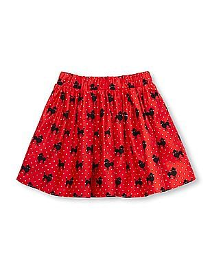 The Children's Place Girls Poodle Print Skirt