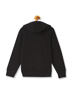 U.S. Polo Assn. Kids Boys Cotton Appliqued Sweatshirt