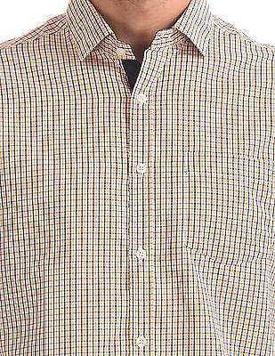 Excalibur Classic Fit Check Shirt
