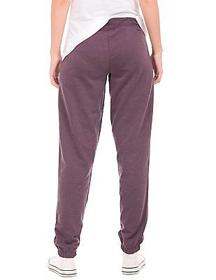 Aeropostale Ankle Length Slim Fit Joggers