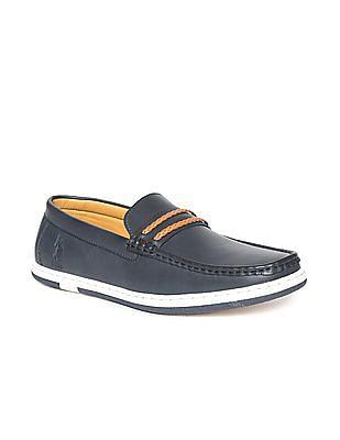 U.S. Polo Assn. Braided Trim Loafers