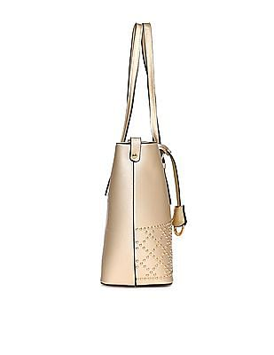 Stride Studded Tote Bag