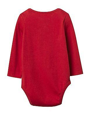 GAP Baby Love Graphic Long Sleeve Bodysuit