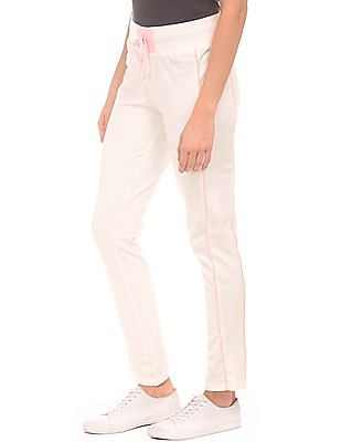 SUGR Drawstring Waist Knitted Track Pants