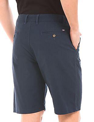 Arrow Sports Regular Fit Cotton Shorts