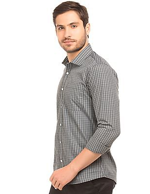 Excalibur Checked Classic Fit Shirt