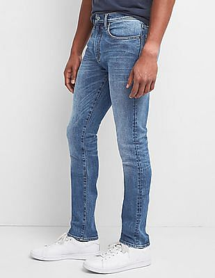 GAP Skinny Fit Jeans With Stretch