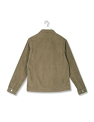 U.S. Polo Assn. Denim Co. Corduroy Shirt Jacket