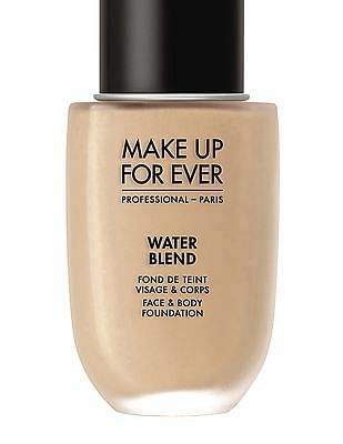 MAKE UP FOR EVER Water Blend Face And Body Foundation - Y405 - Golden Honey