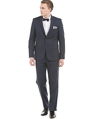 Arrow Jacquard Weave Regular Fit Suit