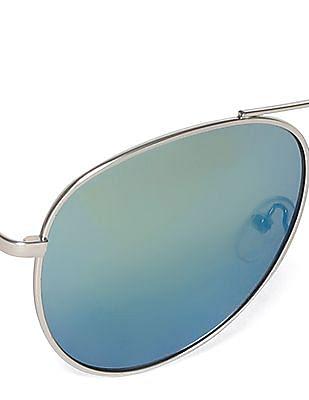 Aeropostale UV Protected Mirrored Sunglasses