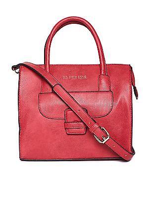U.S. Polo Assn. Women Textured Sling Bag