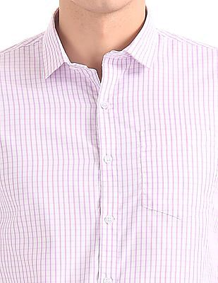 Excalibur Chest Pocket Check Shirt