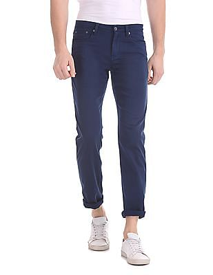 Nautica Five Pocket Sateen Pant