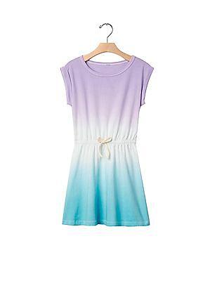 GAP Girls Dip Dye Dress