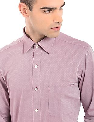 Arrow Pinstriped Long Sleeve Shirt