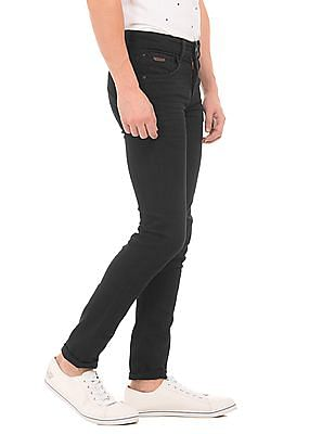 U.S. Polo Assn. Denim Co. Mid Rise Dark Wash Skinny Jeans