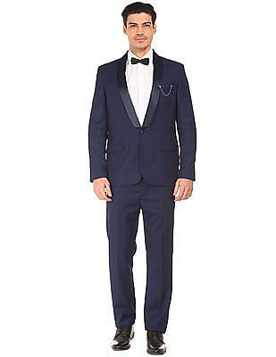 Arrow Slim Fit Single Breasted Suit