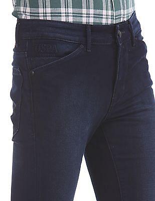 U.S. Polo Assn. Denim Co. Regallo Skinny Fit Rinse Wash Jeans