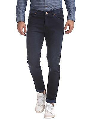 Cherokee Slim Fit Dark Wash Jeans