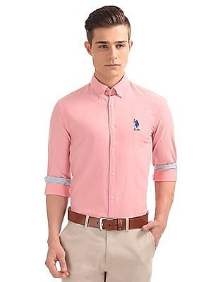 U.S. Polo Assn. Button Down Oxford Shirt