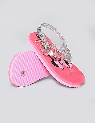 GAP Baby Disney Minnie Mouse Flip Flop Sandals