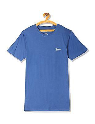 Newport Crew Neck Solid T-Shirt