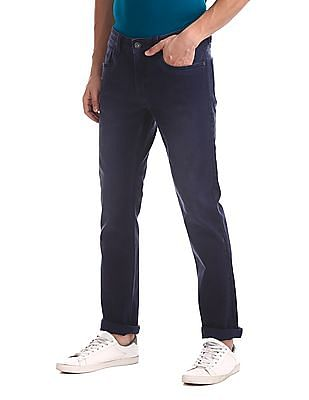Cherokee Blue Slim Fit Low Rise Jeans