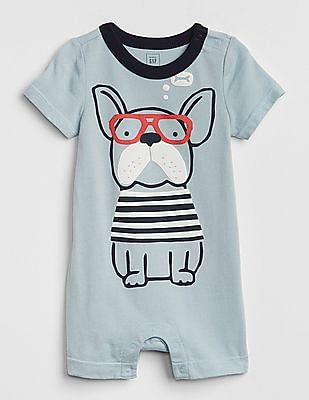 GAP Baby Graphic One Piece