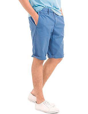 GAP Men Blue Everyday Shorts