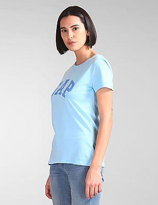 GAP Logo Short Sleeve Crewneck T-Shirt