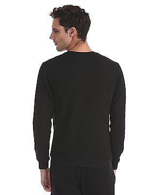 Ed Hardy Slim Fit Embellished Sweatshirt