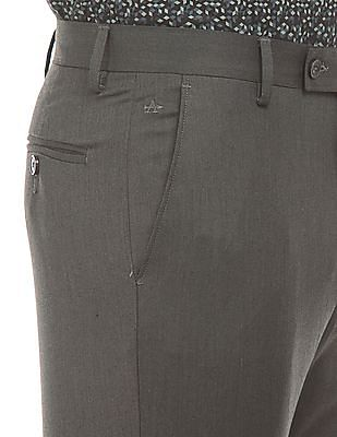 Arrow Tapered Fit Stretch Trousers