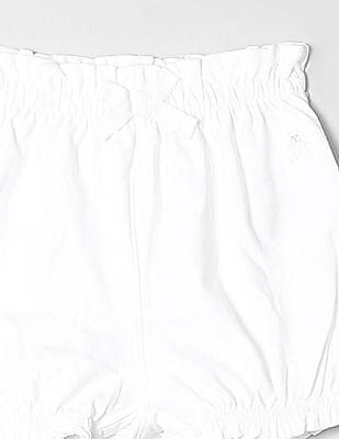 GAP Baby Girl Bubble Shorts