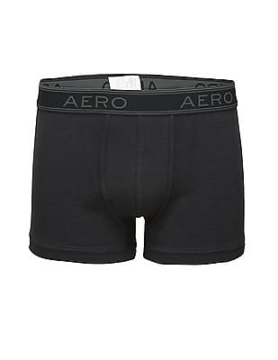 Aeropostale Cotton Elastane Trunks