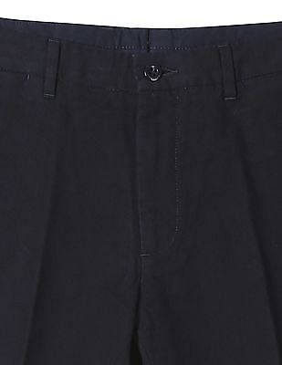 Gant Slim Salt N Pepper Slack Trousers