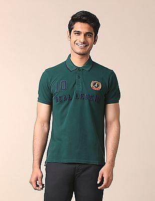 True Blue Signature Real Legend Polo Shirt
