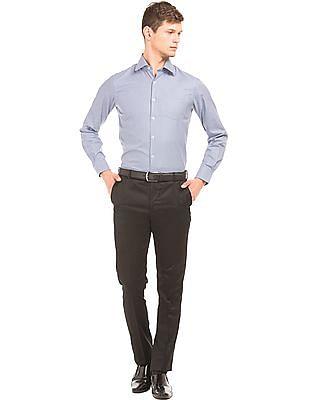 Arrow Houndstooth Slim Fit Shirt