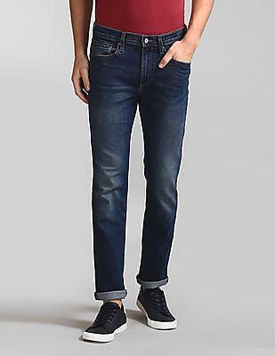 GAP Slim Fit Stone Wash Jeans