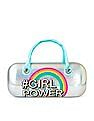 The Children's Place Girls Handle GirlPower Metallic Sunglasses Case
